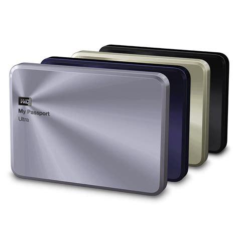 Wd My Passport Ultra New 1tb Hdd Hd Hardisk Harddisk External 2 5 my passport portable drive western digital wd
