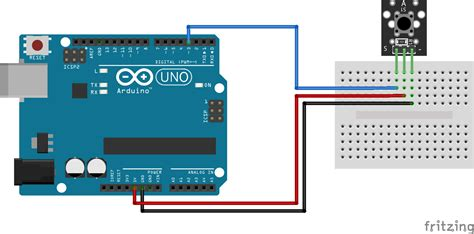 ky  key switch module arduinomodulesinfo