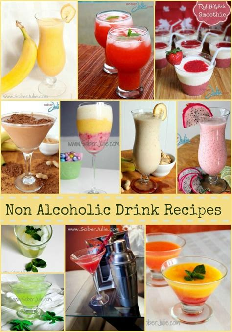 alcoholic drink recipes my top 10 non alcoholic drink recipes