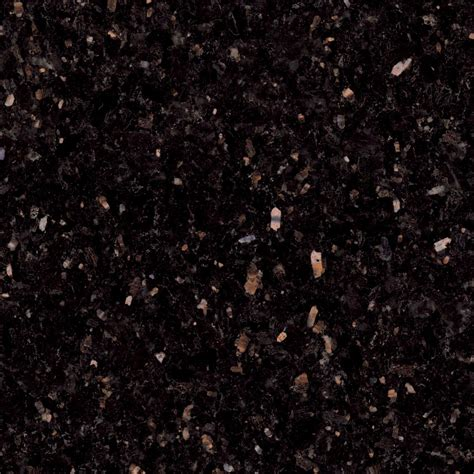 Black Granite Countertop by The Countertop Factory Midwest