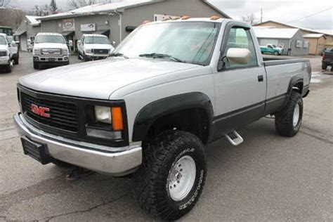 how does cars work 1994 gmc 3500 windshield wipe control 1994 gmc sierra 1500 for sale carsforsale com