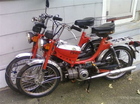 moped for sale two 1978 jcpenney mopeds for sale 350 00 obo