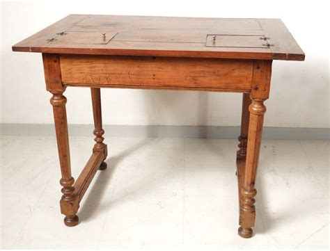 Cherry Oak Desk table changer cherry oak desk antique eighteenth century