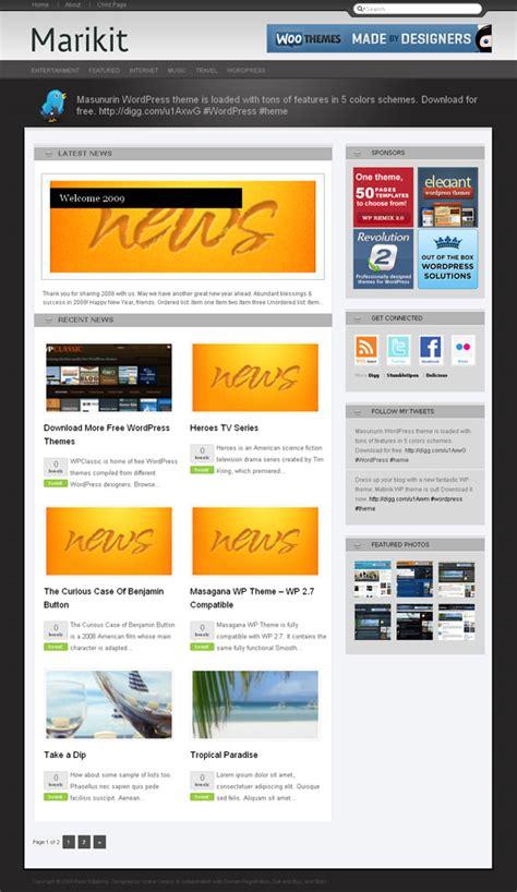 60 free yet premium quality wordpress magazine news themes 60 free yet premium quality wordpress magazine news themes