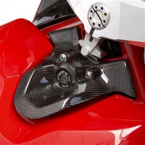 ducati    carbon fiber key cover