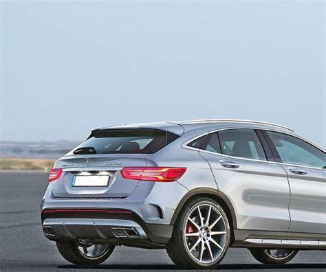 Mercedes 2019 Gla by 2019 Mercedes Gla Redesign 2018 2019 Best Suv