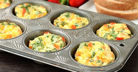 cooking light meal kits breakfast egg cups recipe healthy ideas for