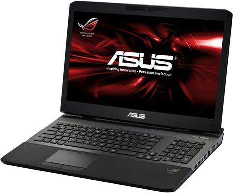 Asus Republic Of Gamers Laptop Touchpad Driver asus g75vx reviews and ratings techspot