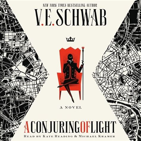 a conjuring of light audiobook free a conjuring of light by ve schwab read by kate reading