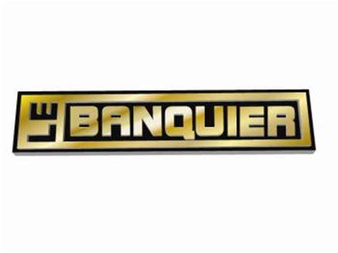 le banquier le banquier logopedia the logo and branding site