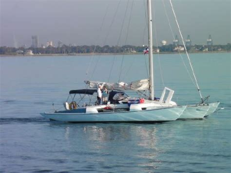 trimaran yawl 1988 condor trimaran boats yachts for sale