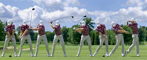 sequence of golf swing swing sequence danny willett australian golf digest