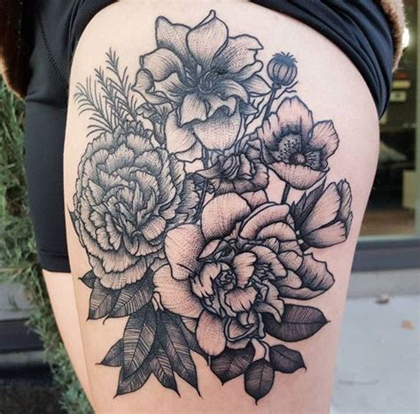 daffodil and rose tattoo best 25 larkspur ideas on minimal