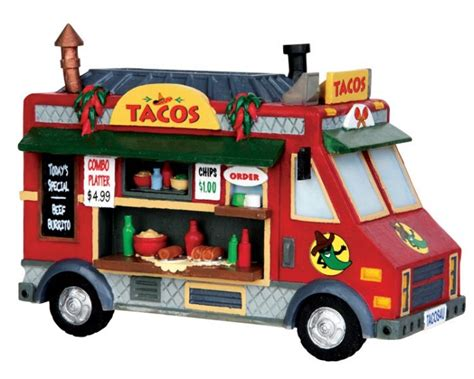 lemax trailer for sale taco food truck 43086 lemax ehobbytools
