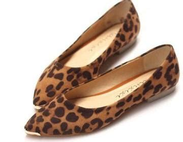 Flatshoes R 22 by Flat Shoes Brown Leopard Shoes On Luulla