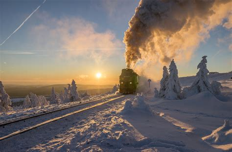 15 Unforgettable Train Journeys Getty Images Getty Images