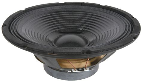 Driver Speaker Subwoofer 10 inch replacement speaker driver 8 ohms 100w rms