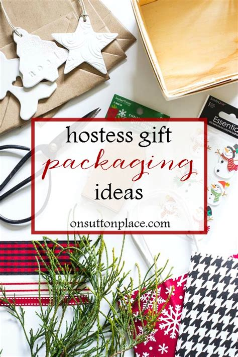 christmas gift giving packaging ideas on sutton place