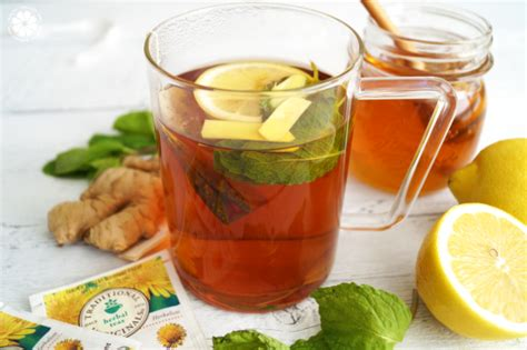 Squeeze Tea Detox by Just The Boost You Need Detoxifying Tea Recipe Desiree