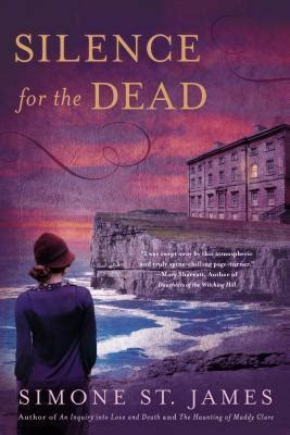 picture the dead book summary silence for the dead by st book review