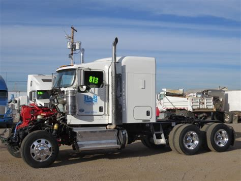 2014 kenworth w900 price salvage 2014 kenworth w900 stock no 813 and salvage truck