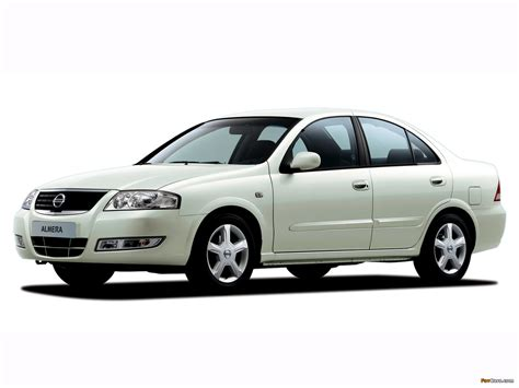 nissan almera 2006 specs 2006 nissan almera classic b10 pictures information