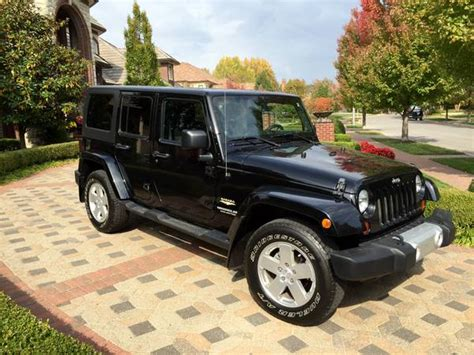Jeep Ks 2011 Jeep Wrangler Unlimited For Sale In Kansas