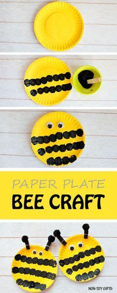 busy bee crafts paper plate clown craft circus craft preschool craft