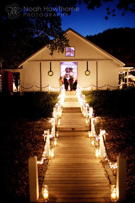 Outdoor Wedding Lighting Alison Will Durham Ranch Wedding Napa 187 Noah Hawthorne Photography San Francisco Wedding