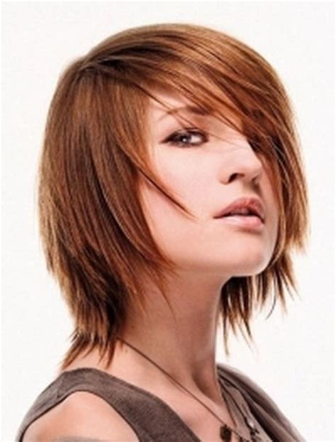 50ish womens layered hairstyles 33 best images about chop chop on pinterest bobs red