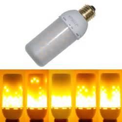 flicker led light bulb junolux led decorative lights flicker light bulb
