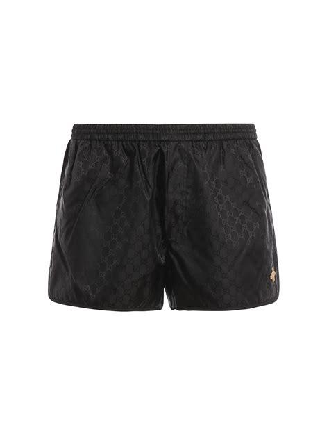 Bee Shortpants Pajamas embroidered bee gg swim shorts by gucci swim shorts swimming trunks ikrix