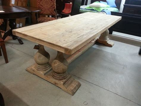 Reclaimed Dining Room Table | dining room designs light reclaimed wood dining table