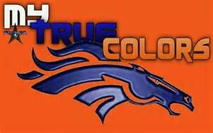 what color are the broncos denver broncos my true colors pictures photos and images