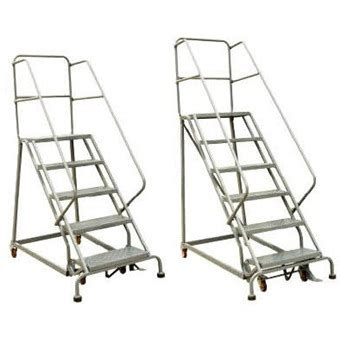 rolling step stool singapore stocky platform ladder with wheel rolling ladder