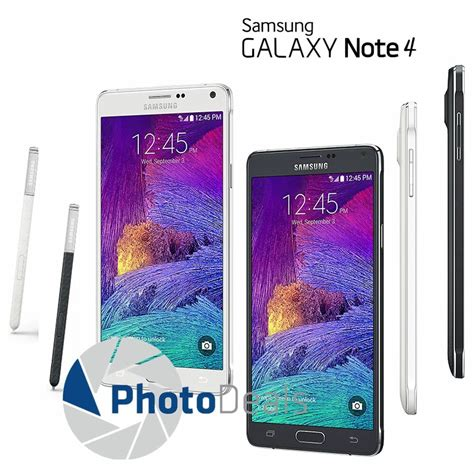 at t samsung galaxy note 4 samsung galaxy note 4 at t t mobile unlocked 32gb 4g lte