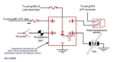 flexalite fan wiring diagram derale fan wiring diagram