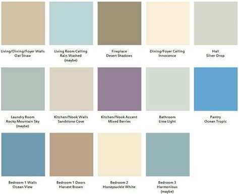 behr paint colors mountain oat straw washed desert shadows innocence silver