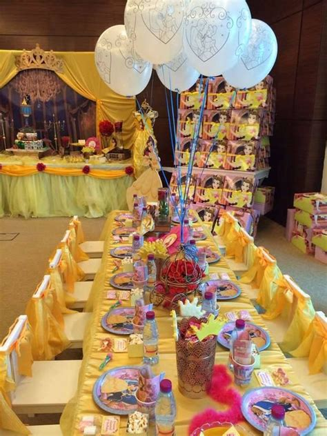 decoracion de fiesta de la princesa bella y la bestia decoraci 243 n para fiesta tem 225 tica de la bella y la bestia