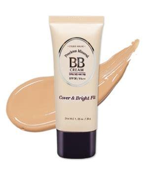 Harga Etude House Bb Bright Fit 13 merk bb untuk kulit kering dan kusam