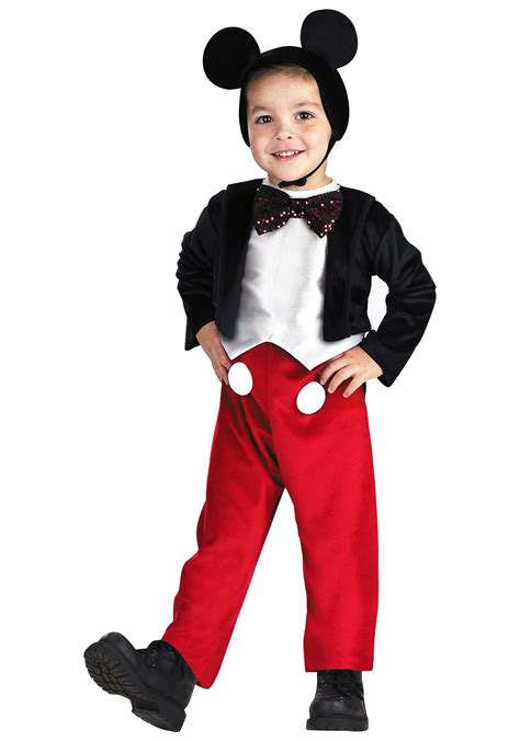 toddler costume deluxe mickey mouse costume mickey mouse costumes