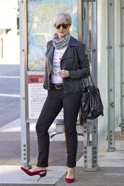 styles for jeans 50 yars older pinterest style at a certain age
