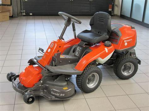 Gebrauchte Rasentraktor Motoren by Husqvarna Aufsitzm 228 Her Rider R214 Tc Benzin Landwirt