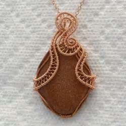 What Is Wire Wrapping In Jewelry Making - wire wrapped jewelry wire wrap designs pinterest