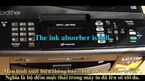 reset mp198 ink absorber full resetter brother mfc 6490cw reset ink absorber is full