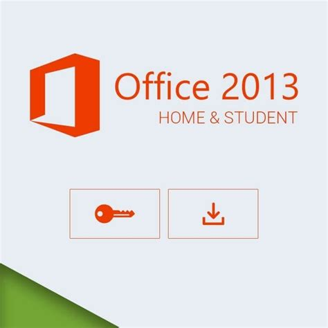 office 2013 home student software license key