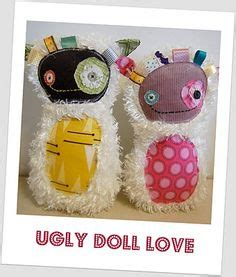 design your own ugly doll 1000 images about school little monsters on pinterest