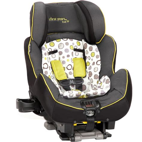 The Years True Fit Recline Convertible Car Seat by The Years True Fit Si C680 Convertible Car Seat