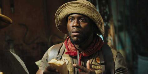 kevin hart jumanji dwayne johnson stars in new jumanji trailer cbr