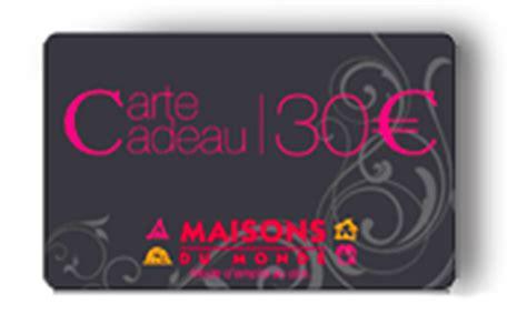 Maison Du Monde Carte Cadeau 5314 by Carte Cadeau Maisons Du Monde Le Des Cartes Cadeaux